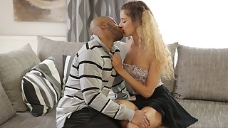 BLACK4K. Monique Woods works as A wench tribunal wants to get BBC